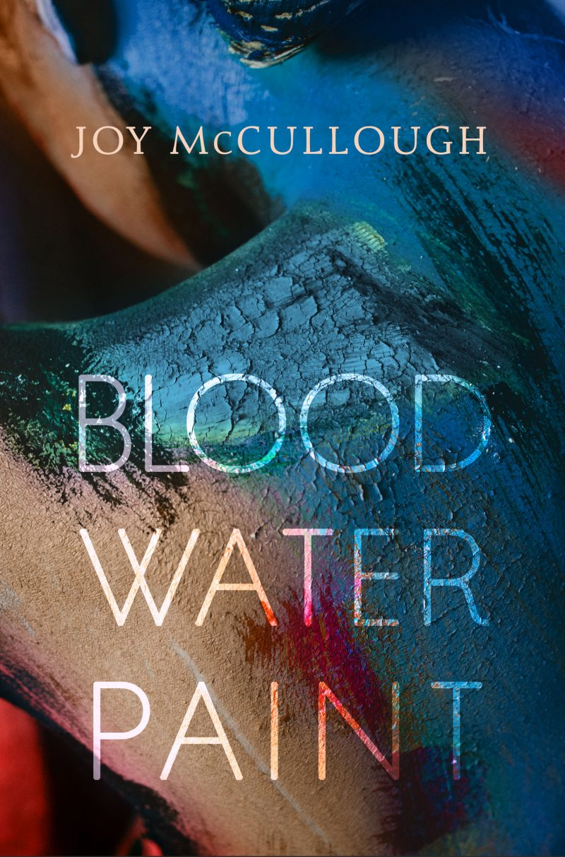 Blood Water Paint